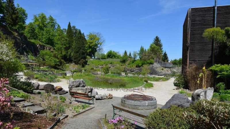 CityTourenWoche: Führung im Botanischen Garten