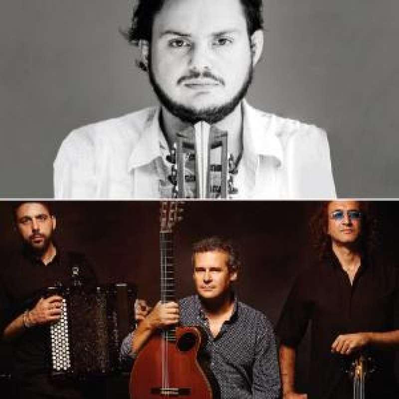 Yamandu Costa | Pedro Jóia Trio