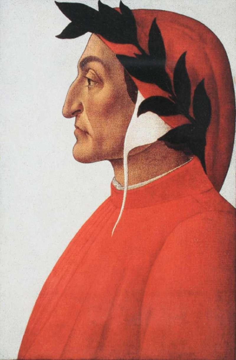 Dante Alighieri - Vortrag anläßlich seines 700. Todestages