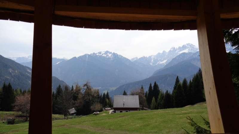 Wanderung Kulinarische Grenzgänge in Friaul