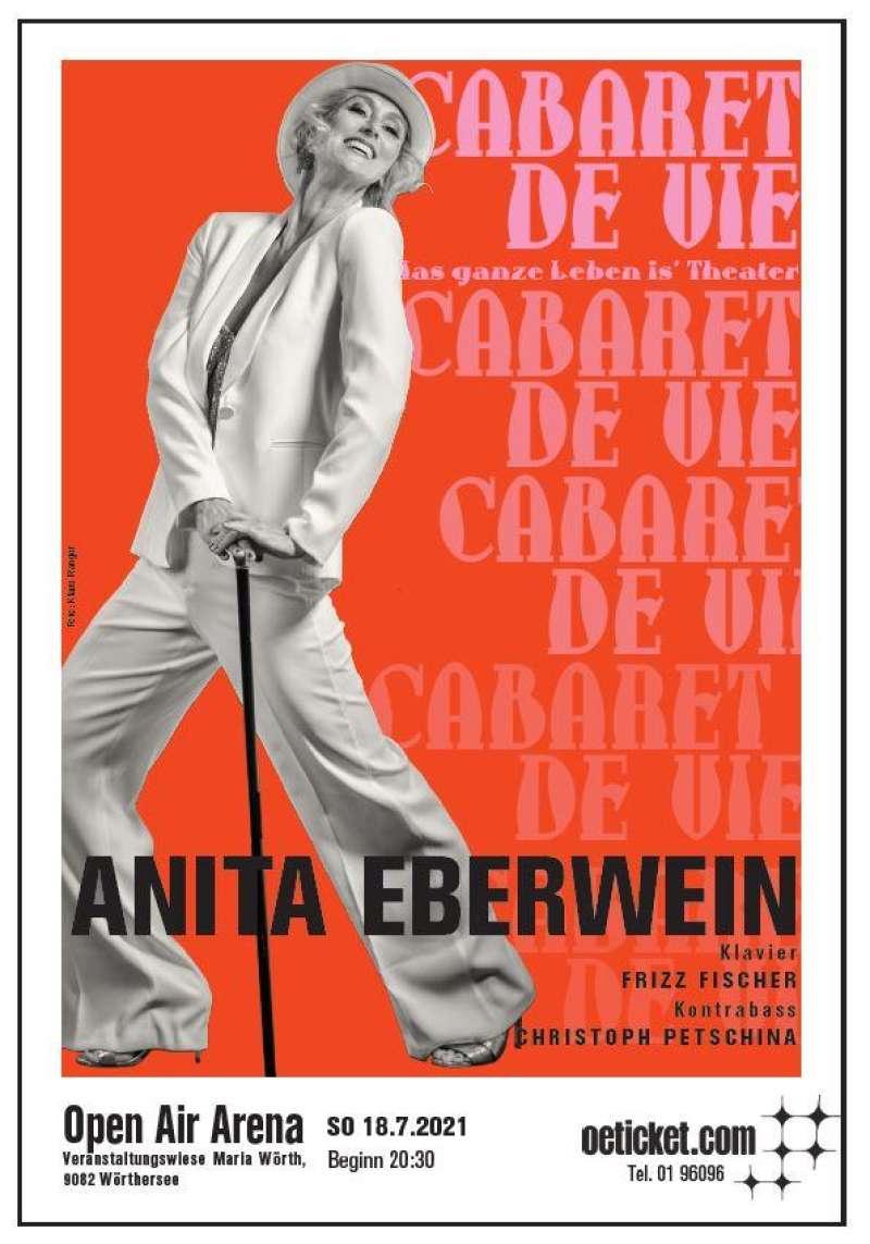 "Open Air ""Cabaret de vie"" - Anita Eberwein"
