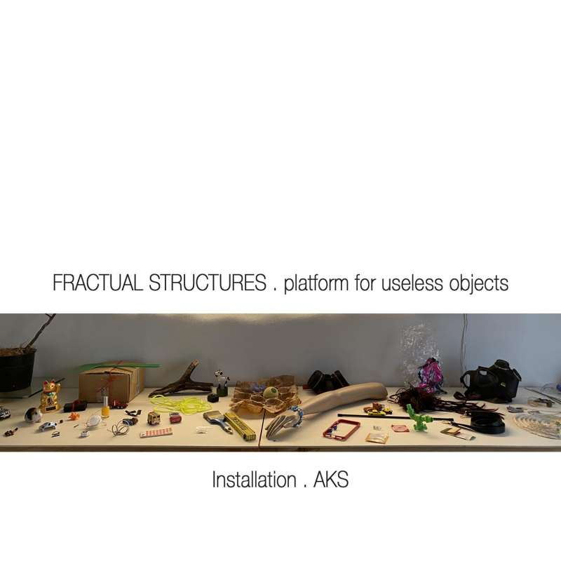 platform for useless objects