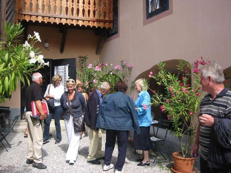 Kulturhistorische Führung im Rosental