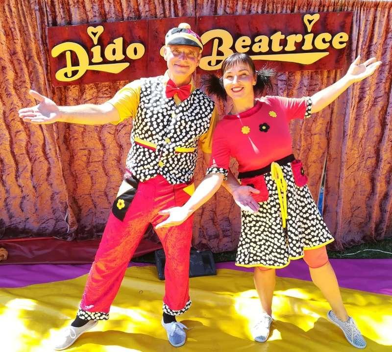 Kinderfest mit Dido & Beatrice