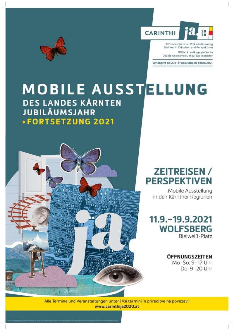 """""""CARINTHIja 2020"""" Die Mobile Ausstellung"""