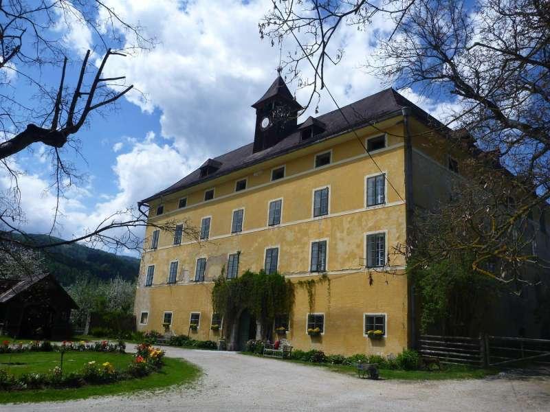Tage der offenen Genusstür - Gut Schloss Lichtengraben