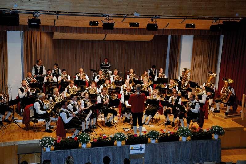 Abendkonzert der Trachtenkapelle Weissensee