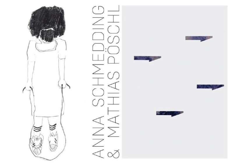 Ausstellung: Anna Schmedding & Mathias Pöschl