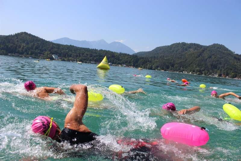 Alpe Adria Swim Cup | Klopeiner See