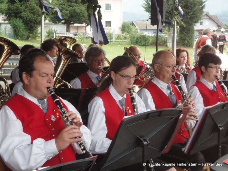 Musikabend der Trachtenkapelle Finkenstein
